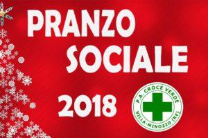 pranzo sociale 2018